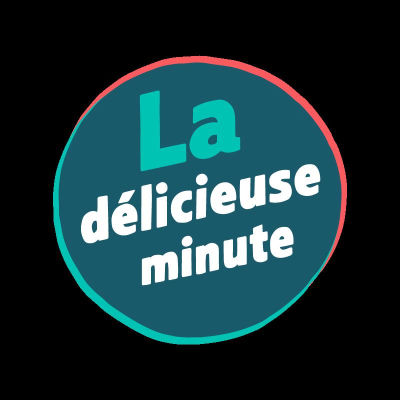 Logo La délicieuse minute
