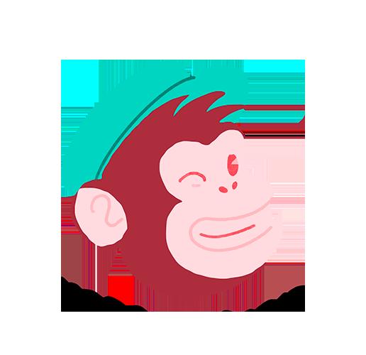 La mascotte de mailchimp en illustration